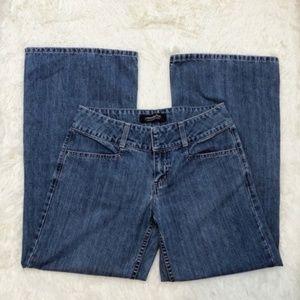 VS London Jean wide leg trouser jeans 6